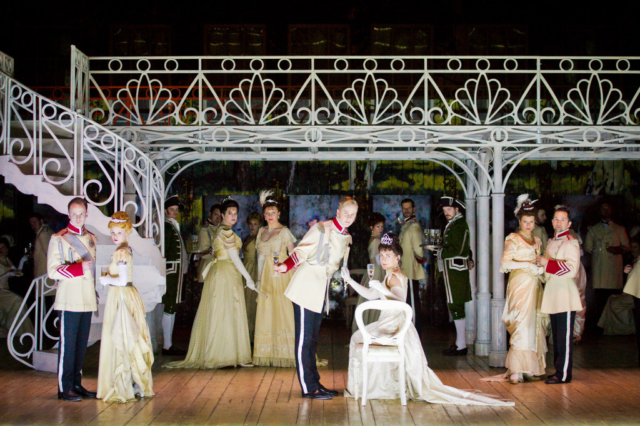 Camilla Bull, mexzo soprano, Tchaikovsky, Grange Park Opera, Robert Workman Eugene Onegin